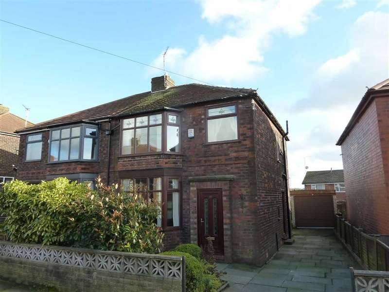 3 Bedrooms Property for sale in Glamis Avenue, Hopwood, Heywood, Lancashire, OL10