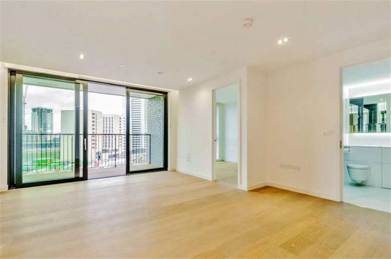 2 Bedrooms Property for sale in Plimsoll Building, King's Cross, London