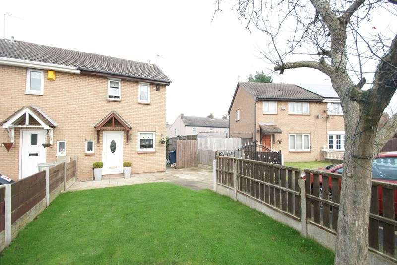 2 Bedrooms Semi Detached House for sale in Paul McCartney Way