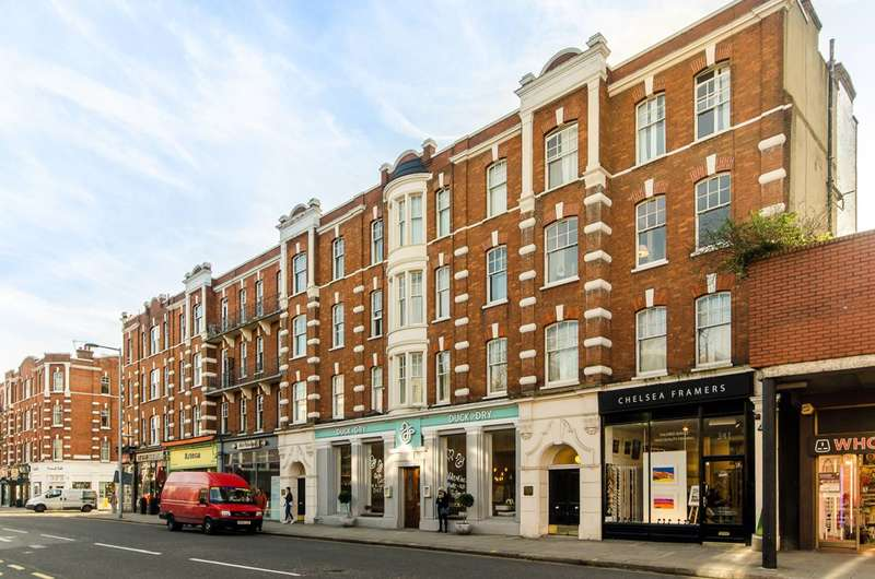 2 Bedrooms Flat for sale in Kings Road, Kings Road, SW3