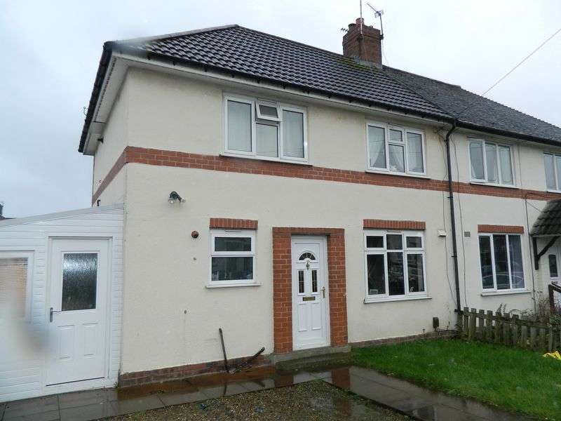 3 Bedrooms Semi Detached House for sale in Mcdougall Road, Wednesbury