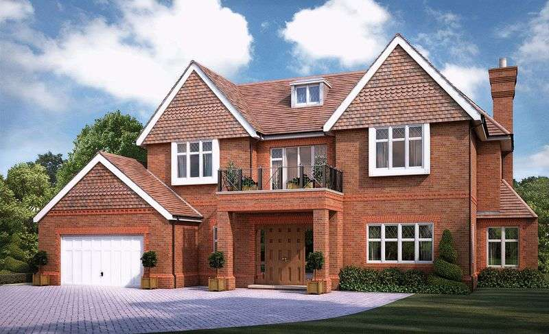 5 Bedrooms Detached House for sale in Walton on the Hill