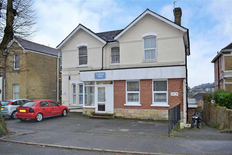 1 Bedroom Flat for sale in Clarence Road, Shanklin, Isle of Wight