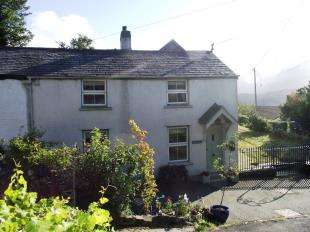 2 Bedrooms Semi Detached House for sale in Llanddoged, Llanrwst, Conwy, LL26
