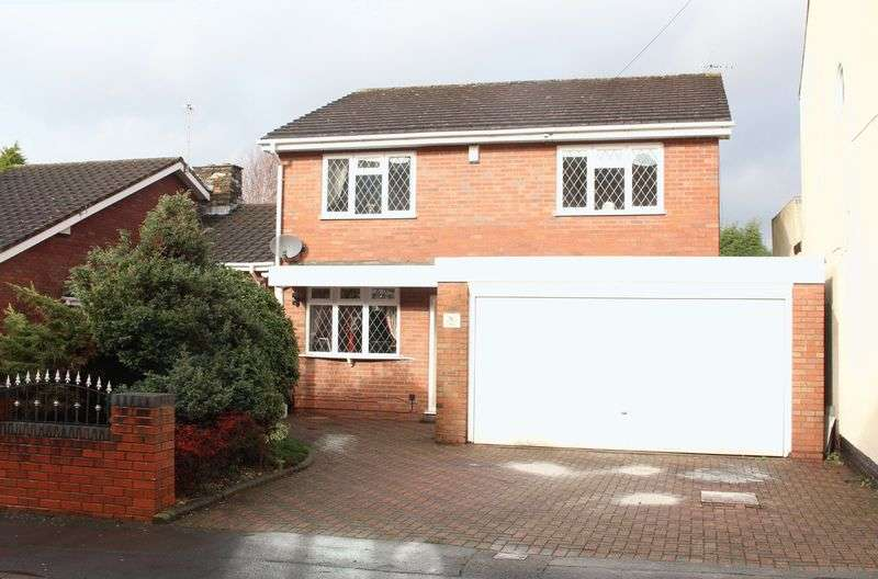4 Bedrooms Detached House for sale in KINGSWINFORD, Park Street