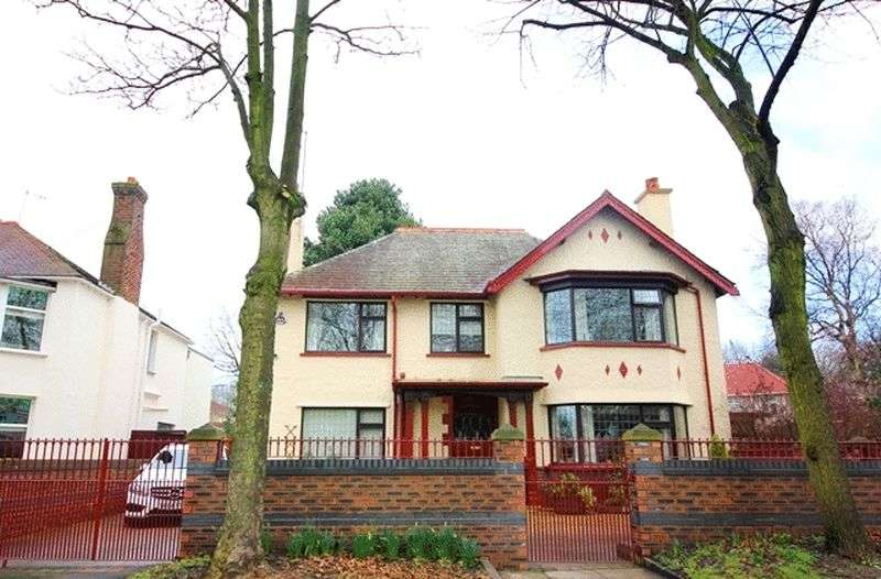 4 Bedrooms Detached House for sale in Menlove Avenue, Calderstones, Liverpool, L18
