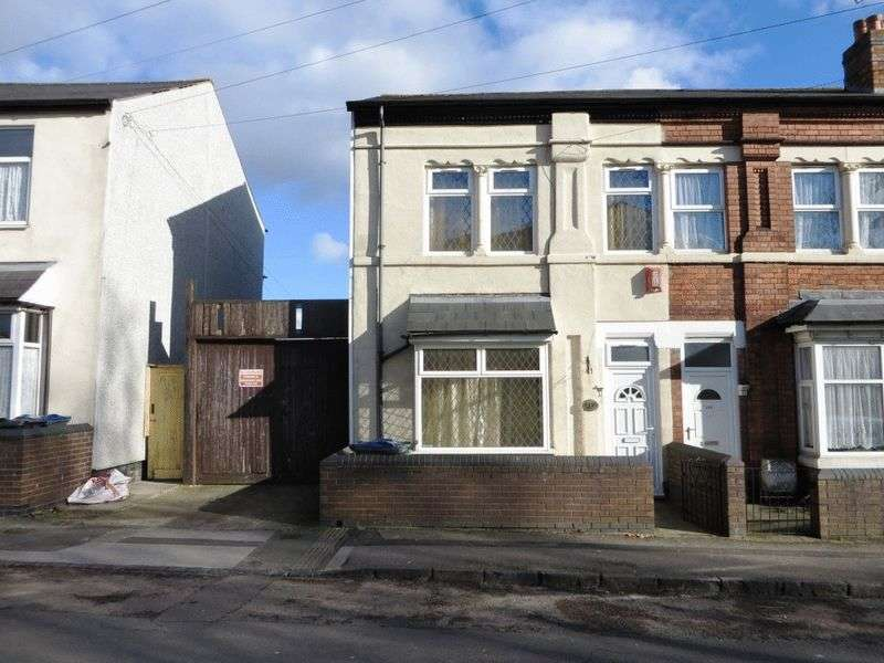 3 Bedrooms House for sale in Sycamore Road, Smethwick