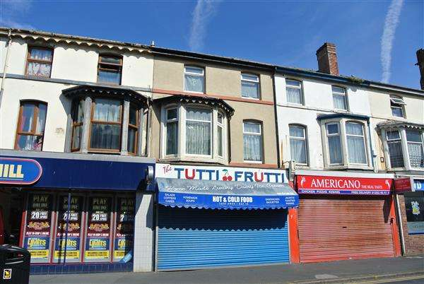3 Bedrooms Commercial Property for sale in Bond Street, Blackpool