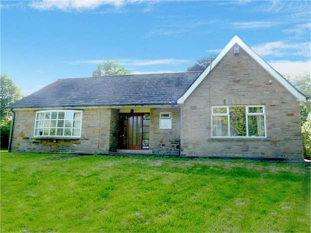 3 Bedrooms Detached Bungalow for sale in Harrogate Road, BRADFORD, West Yorkshire