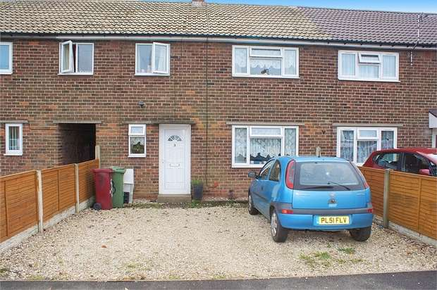 3 Bedrooms Terraced House for sale in Parklands, West Butterwick, Scunthorpe, Lincolnshire