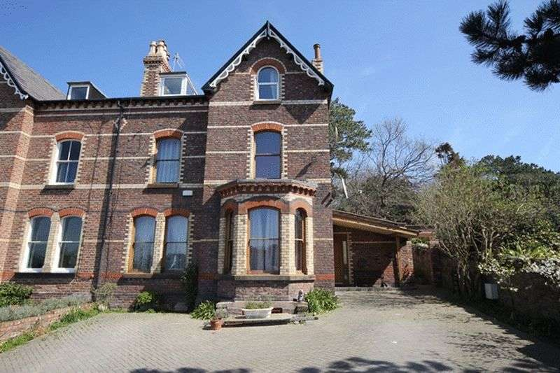 7 Bedrooms Semi Detached House for sale in Devonshire Road, West Kirby, Wirral