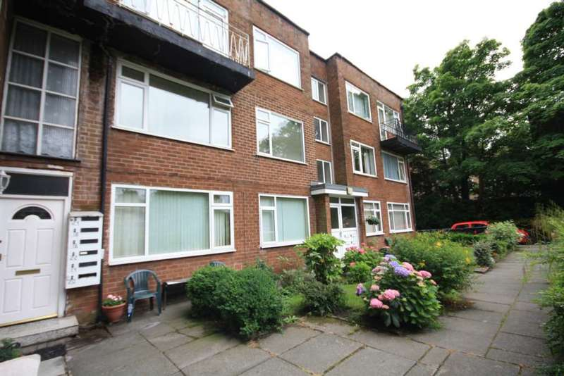 2 Bedrooms Apartment Flat for sale in Lavenham Close, Bury