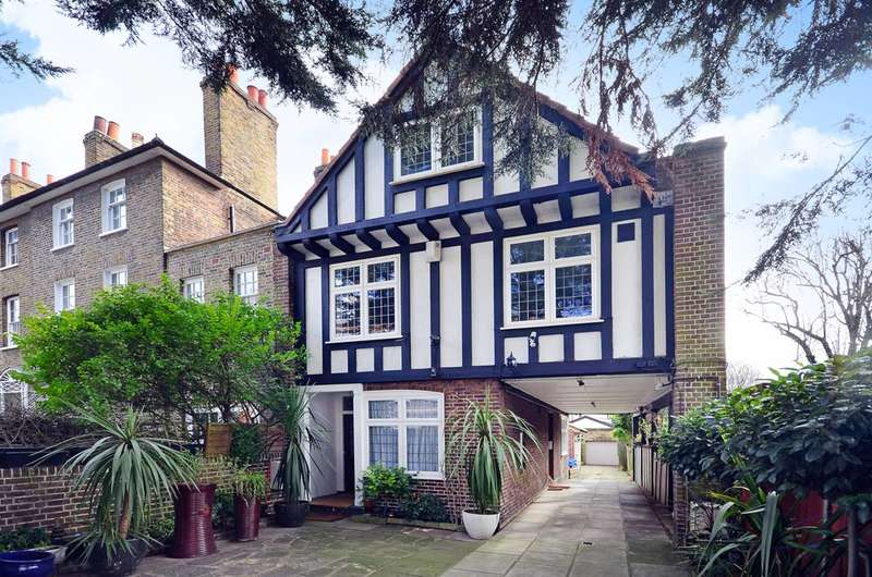 5 Bedrooms House for sale in Ridgway, Wimbledon Village, SW19