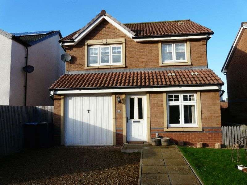 3 Bedrooms Detached House for sale in Acredale Road, Eyemouth, Berwickshire