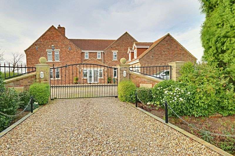 4 Bedrooms Detached House for sale in Bellcroft Lane, Thorngumbald