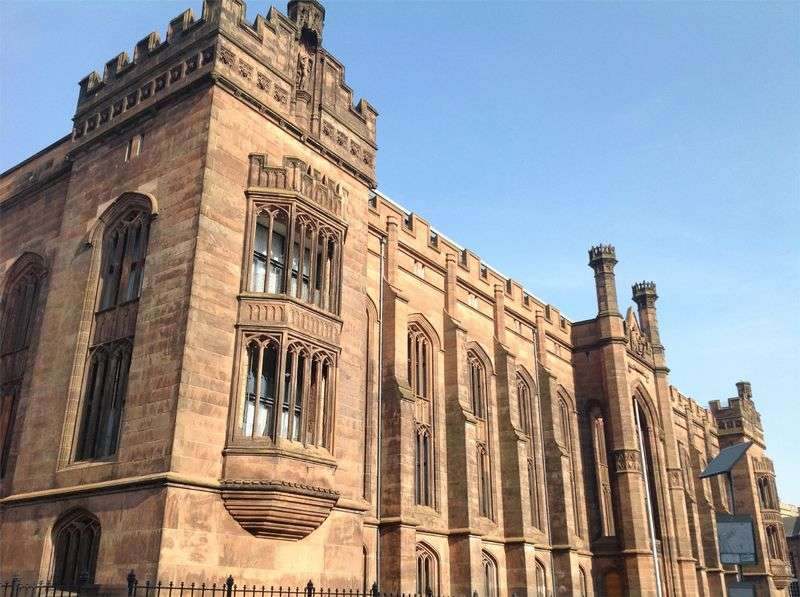 1 Bedroom Flat for sale in The Collegiate, Liverpool