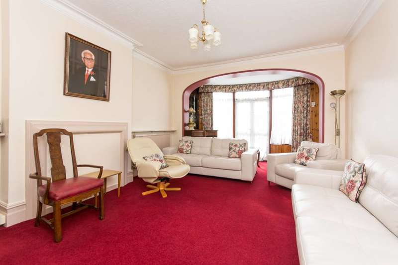 6 Bedrooms Semi Detached House for sale in Chatsworth Road, Mapesbury Estate, NW2