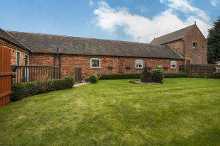 3 Bedrooms Barn Conversion Character Property for sale in Arleston Farm, Arleston Lane, Derby, Derbyshire