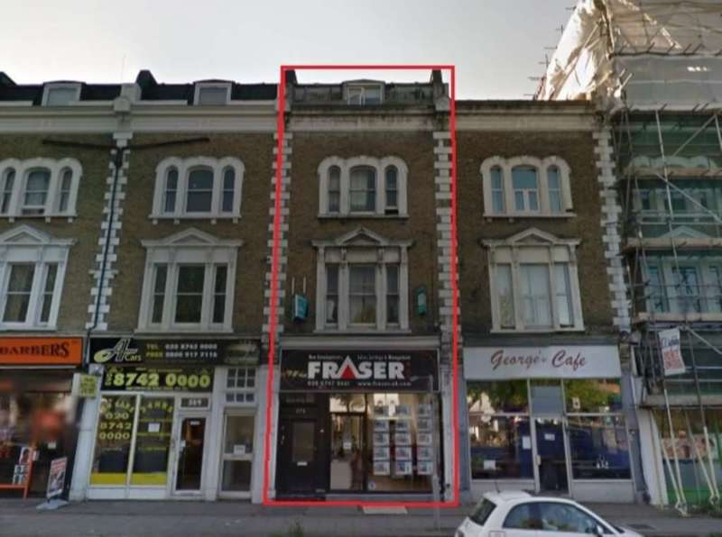 Retail Property (high Street) Commercial for sale in Chiswick High Road, Chiswick, W4 3AY