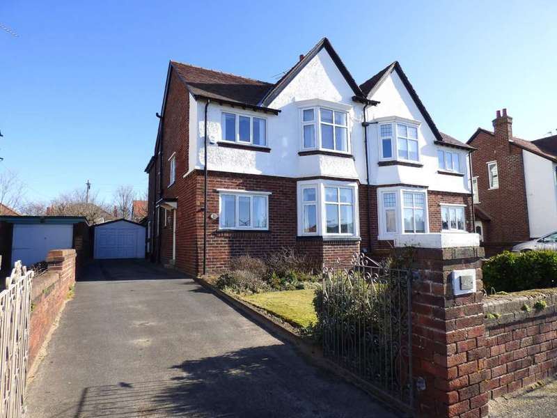 4 Bedrooms Semi Detached House for sale in Caryl Road, St. Annes