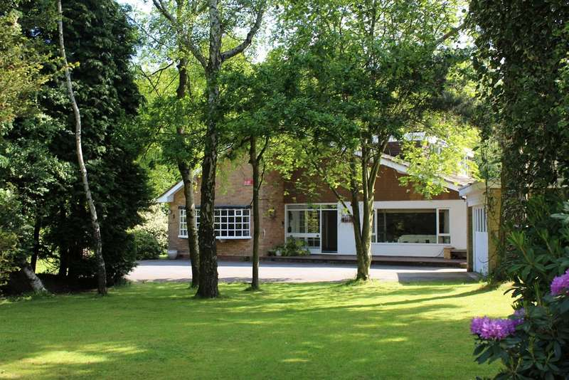 4 Bedrooms Detached House for sale in Blackwood Road, Streetly, Streetly, Sutton Coldfield, B74