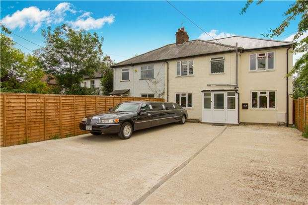 5 Bedrooms Semi Detached House for sale in Oxford Road, Garsington, Oxford, OX44 9AU