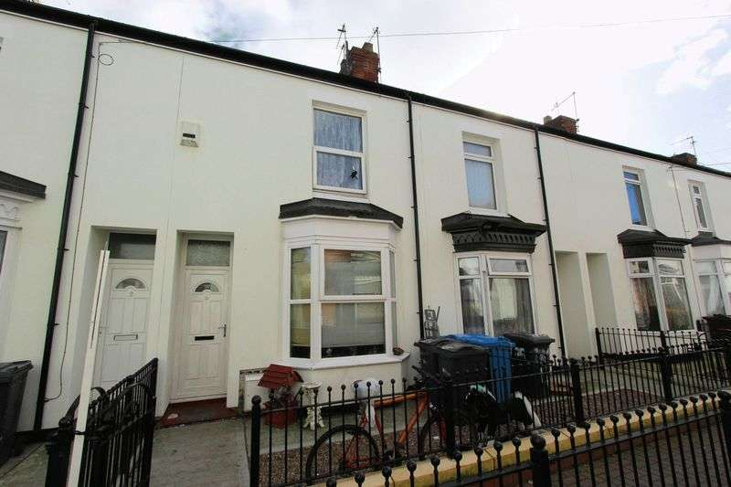 2 Bedrooms Property for sale in Victoria Avenue, Hull
