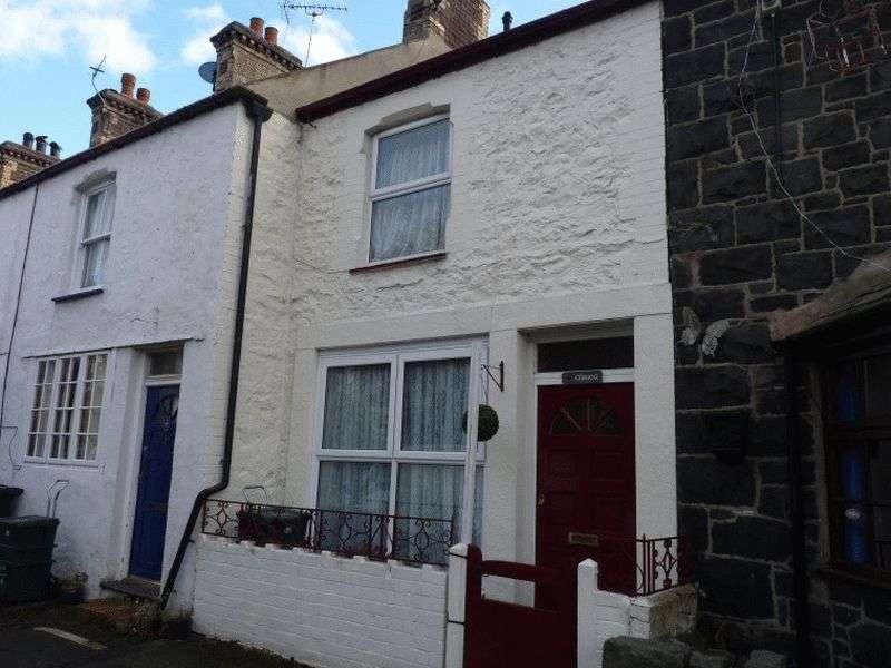 2 Bedrooms Terraced House for sale in Mill Road, Llanfairfechan