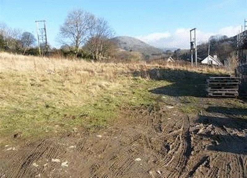 Land Commercial for sale in Cae America, Llanfairfechan