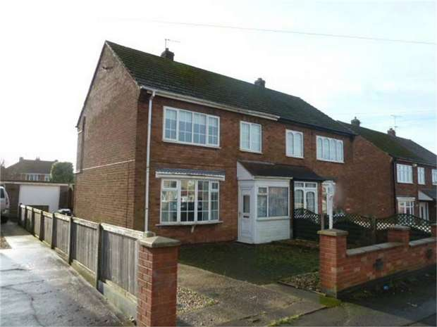3 Bedrooms Semi Detached House for sale in Fotherby Road, Scunthorpe, Lincolnshire