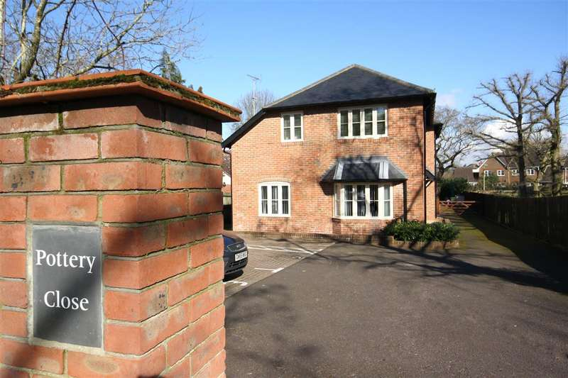 2 Bedrooms Apartment Flat for sale in Pottery Close, Forest Road, Waterlooville
