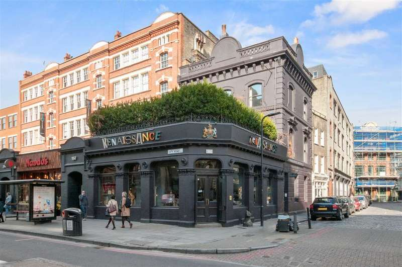 3 Bedrooms Apartment Flat for sale in City Road EC1V