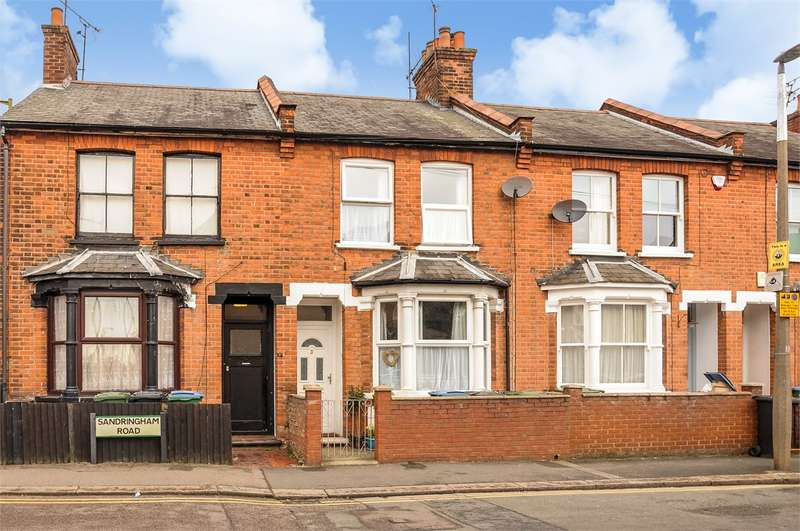3 Bedrooms Terraced House for sale in Sandringham Road, North Watford