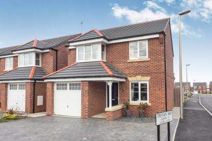 3 Bedrooms Detached House for sale in Blackstairs Road, Ellesmere Port, Cheshire, ., CH66