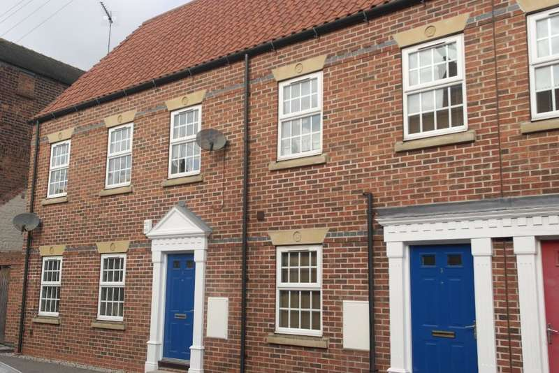 2 Bedrooms Flat for sale in Wilbert Place, Beverley, HU17 0AN
