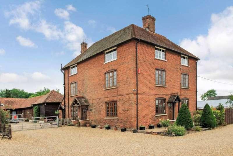 5 Bedrooms Detached House for sale in Stanbridge Road, Great Billington