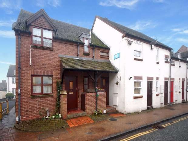 1 Bedroom Flat for sale in 7a St Marys Court, St. Marys Street, Bridgnorth, Shropshire
