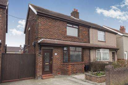 2 Bedrooms Semi Detached House for sale in Sydenham Avenue, Abergele, Conwy, North Wales, LL22