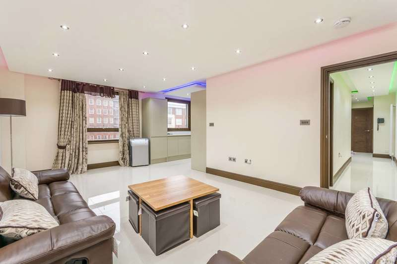 2 Bedrooms Flat for sale in The Water Gardens, Hyde Park Estate, W2