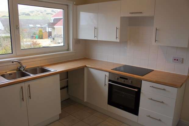 2 Bedrooms Flat for sale in Eastercraig Gardens, Saline, Dunfermline, KY12