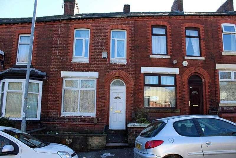 2 Bedrooms Terraced House for sale in Goddard Street, Oldham, OL8 1LQ