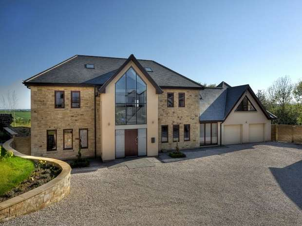 5 Bedrooms Detached House for sale in High Farm Rise, Great Lumley, CHESTER LE STREET, Durham