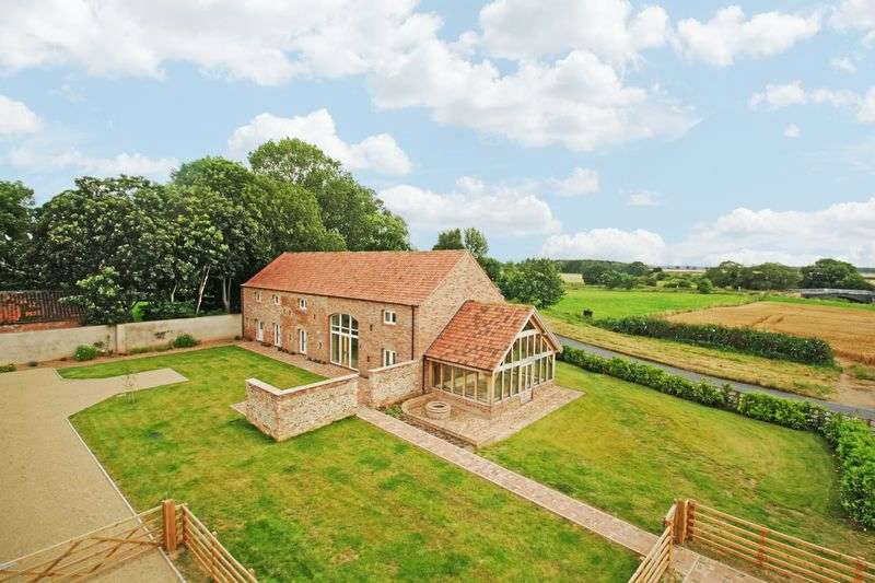 5 Bedrooms Property for sale in The Barn Thornton Bridge Helperby York North Yorkshire YO61 2RH