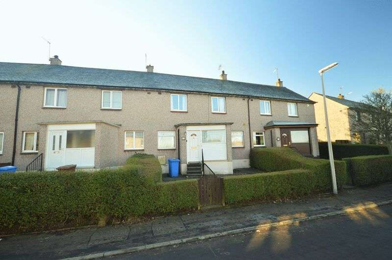 3 Bedrooms Terraced House for sale in Alexander Road, Auchmuty, Glenrothes