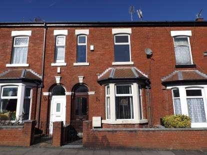 3 Bedrooms Terraced House for sale in Bonsall Street, Mill Hill, Blackburn, Lancashire
