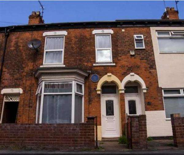 4 Bedrooms Terraced House for sale in Washington Street, Hull