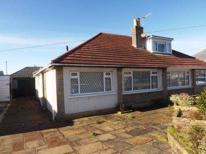 2 Bedrooms Bungalow for sale in Homewood Avenue, Morecambe, Lancashire, United Kingdom, LA4