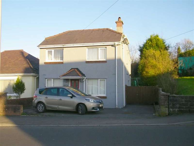 3 Bedrooms Property for sale in Ammanford Road, Tycroes
