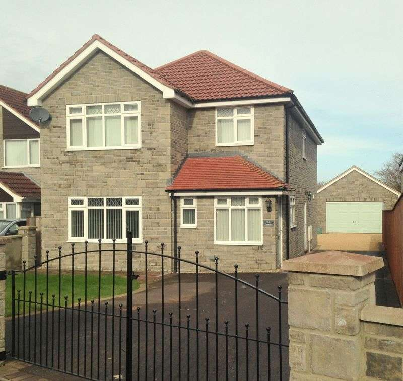 4 Bedrooms Detached House for sale in Green Lane, Street