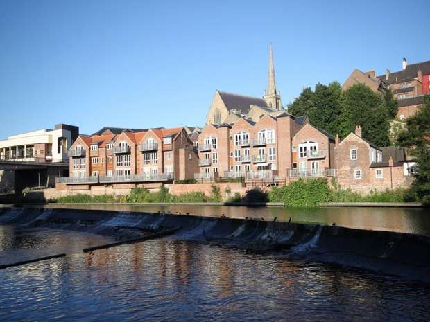 2 Bedrooms Flat for sale in Clements Wharf, DURHAM CITY, Durham
